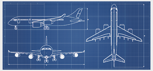 Airplane Blueprints - New Nycote Qualifications